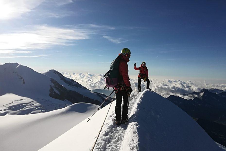 alpinismo scuola cai dinamica verticale