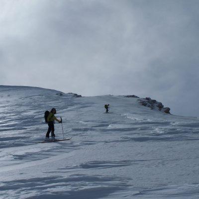 scialpinismo scuola cai dinamica verticale