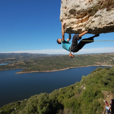 arrampicata scuola cai dinamica verticale
